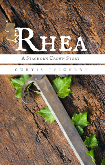Rhea- A Staghorn Crown Story - Curtis Teichert - A Thousand Watchful Eyes