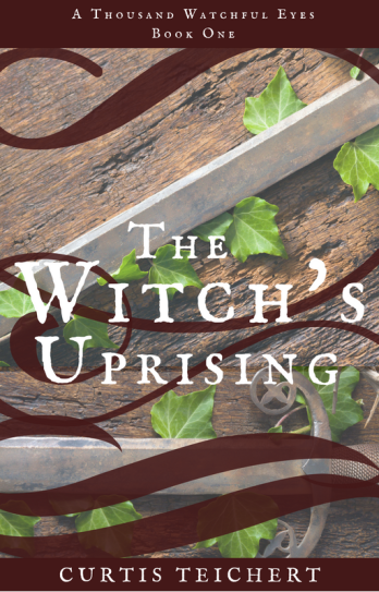 The Witch's Uprising Wattpad Cover (1)